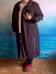 "Кардиган ""Спорт-Шик"" шоколад (Smart-Woman, Россия) — размеры 60/62, 64/66, 68/70, 72/74, 76/78, 80/82"